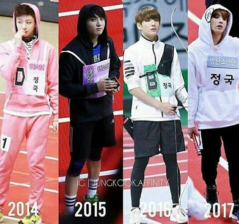 The ISAC revolution of Jeon Jungkook
