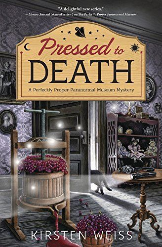 Book Two In My Haunted Cozy Mystery Series Featuring The Paranormal Museum