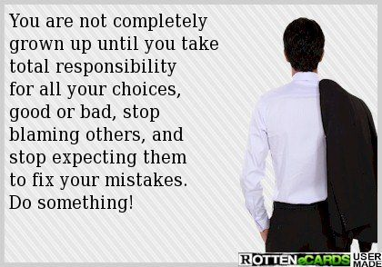 Moments of Introspection: Rotten eCard of the Week #38: You Are Not Complete...