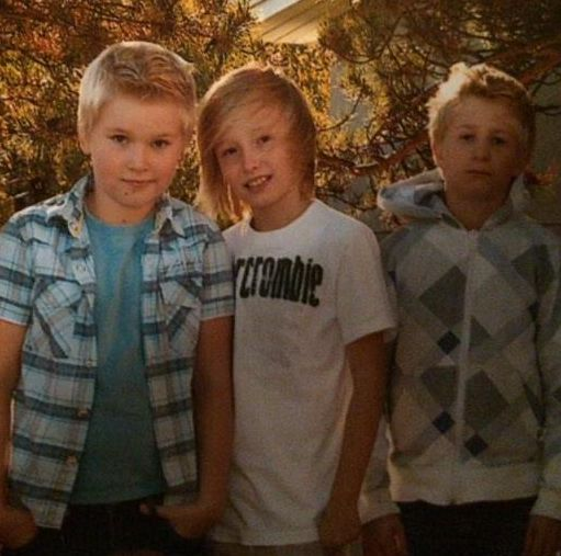 This is Isac 4 years ago.