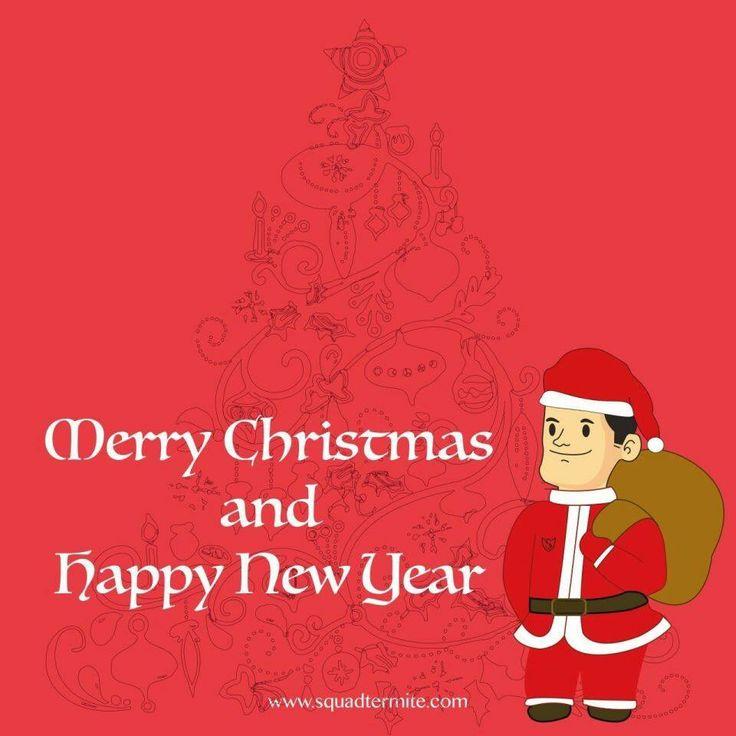 Segenap Staff dan Management CV.SQUAD Indonesia  Mengucapkan Merry Christmas 2015 & Happy New Year 2016  Terimakasih atas kepercayaan Bapak / Ibu di tahun ini, kami SQUAD Indonesia di tahun 2016 akan terus berusaha menjaga kepercayaan dan terus mengembangkan agar menjadi perusahaan yang baik dan berkomitmen, cepat dan berkualitas,  penuh inovasi dan ikut terus  membangun bisnis Termite & Pest Control di indonesia agar semakin terdepan dan mampu bersaing dengan perusahaan asing.  Best…