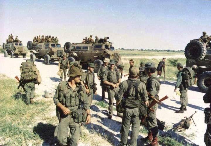 Photo in Koevoet, SAP, Rhodesia etc. - Google Photos