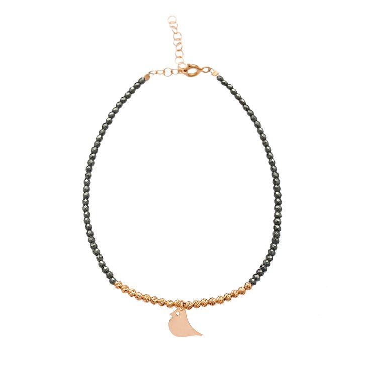 Turkish 2017 Fashion Silver 925 Hematite Round Stone New Bracelet Jewelry