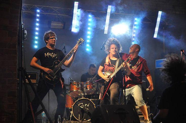 """The Rising Storm – zespół grający metal. Niedawno wydali EP-kę pt. """"In The Name of What?!"""" Z gitarzystą Marcinem Gronowskim rozmawiam o ..."""