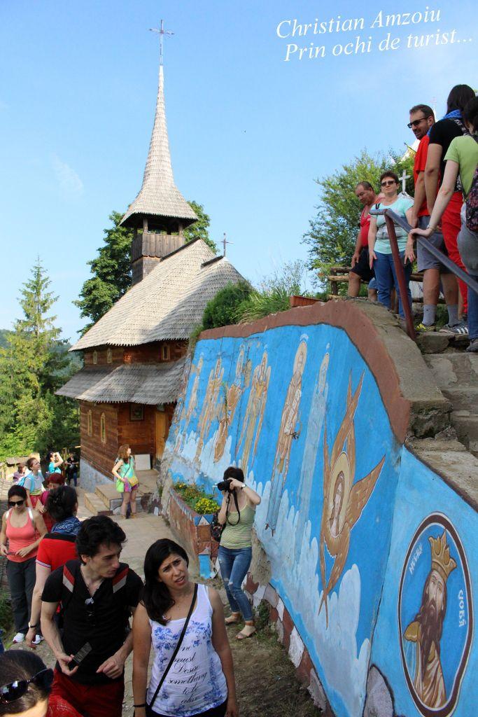 """Biserica """"Cetatuia lui  Negru Voda"""""""