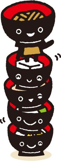 the wanko brothers, iwate's mascots