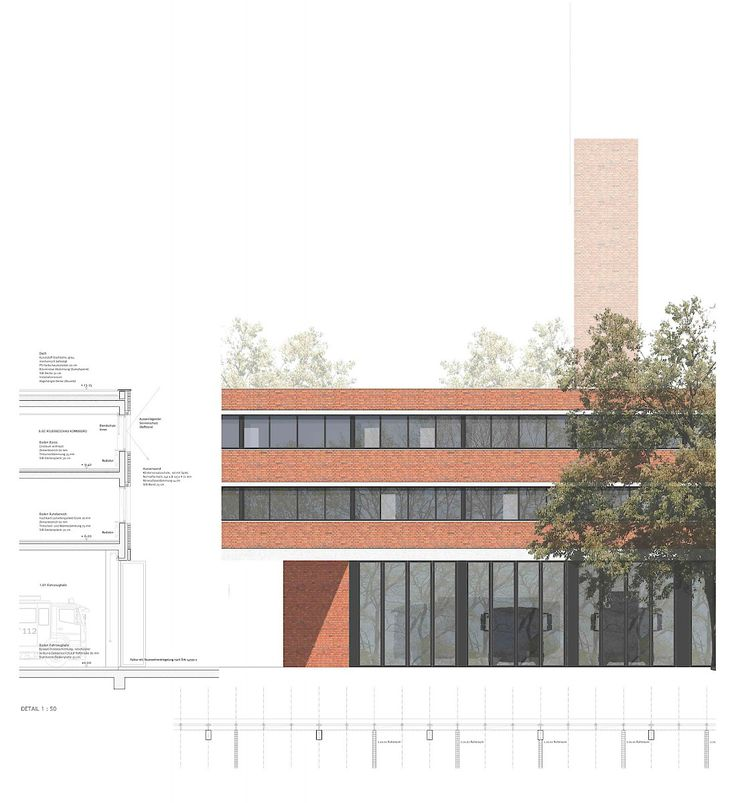 Bayer & Strobel Architekten | Feuerwache 5
