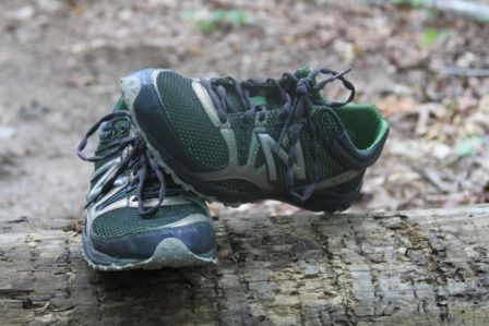 New Balance 101 Minimalist Trail Running Shoes Review - Serious ...