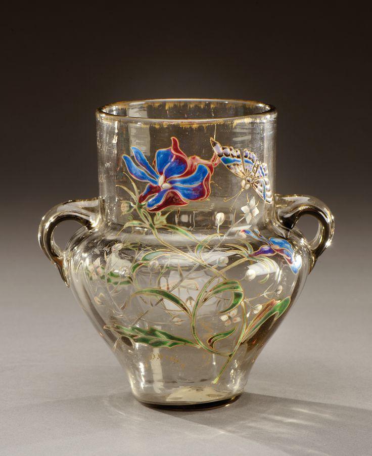 1707 best Emile Galle 1846 - 1904 images on Pinterest Art - k chenr ckwand glas motiv