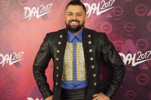 Eurovision 2017 - Pápai Joci - kepek - Hungary
