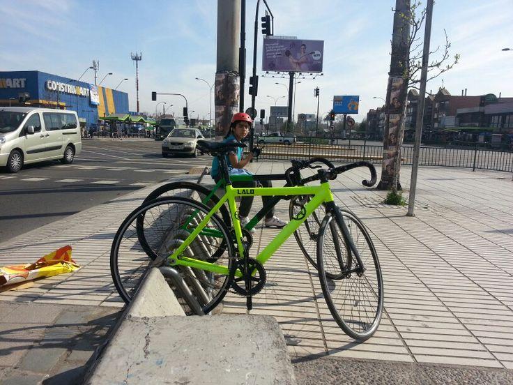 Fixed  Alameda Con Las Rejas en Estación Central, Metropolitana de Santiago de Chile
