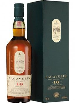 Lagavulin 16 Year Old Single Malt Scotch Whisky- Drink of choice for Ron Swanson
