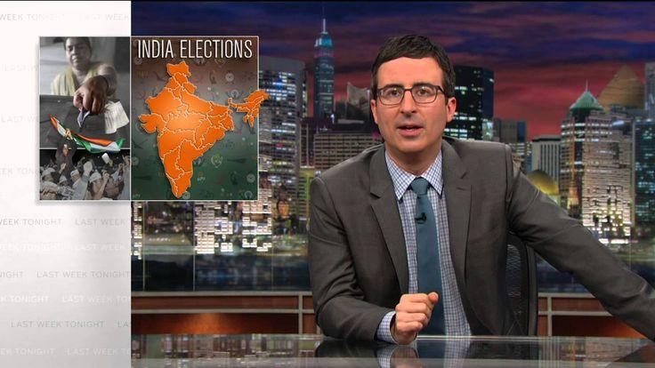 WATCH: Last Week Tonight (Funny Video)