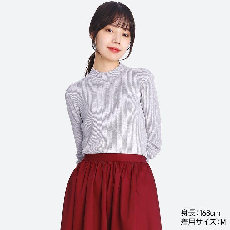【ユニクロオンラインストア|WOMEN】Tシャツ(長袖・7分袖・5分袖)の特集ページ。クルーネック・ボートネックなど、カラーも豊富で何枚あっても活躍できる定番Tシャツ。素材にとことんこだわった、オールシーズンで活躍できるシンプルな定番Tシャツです。|レディースファッションならユニクロ公式通販サイト