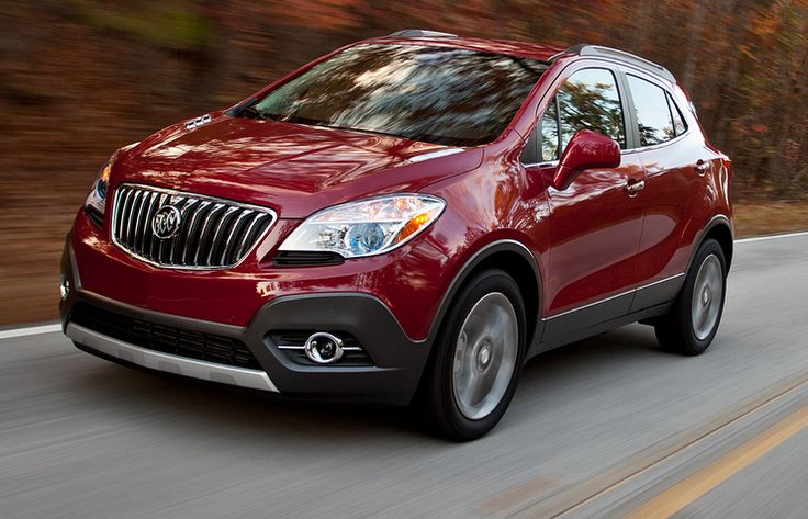 2015 Buick Encore - Design and Changes