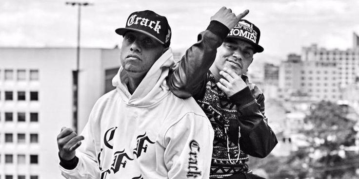 Crack Family - Festival Centro 2016. Con una trayectoria de más de 16 años en la escena del Hip Hop Crack Family es uno de los grupos más referentes en e...