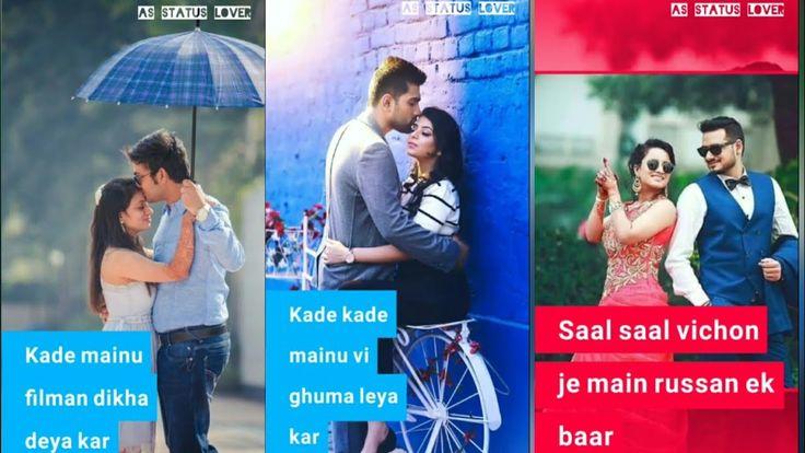 Full screen Love  WhatsApp status | tere yaar bathere ne | Sakhiyaan | Full Scre…