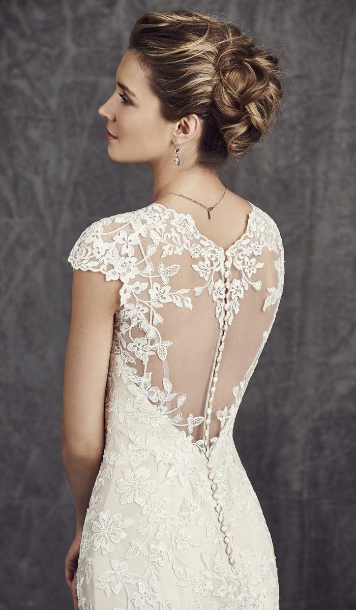 Ella Rosa Wedding Dress BE277