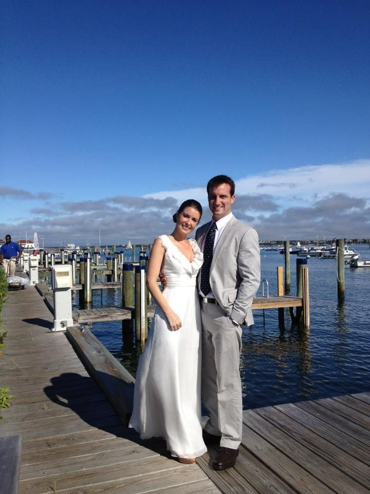 Michael Kennedy Jr., grandson of Robert F. Kennedy, was married to Mary Campbell on Nantucket yesterday.  Mr Kennedy, 29, is the son of the late Michael Kennedy who died in a ski accident.