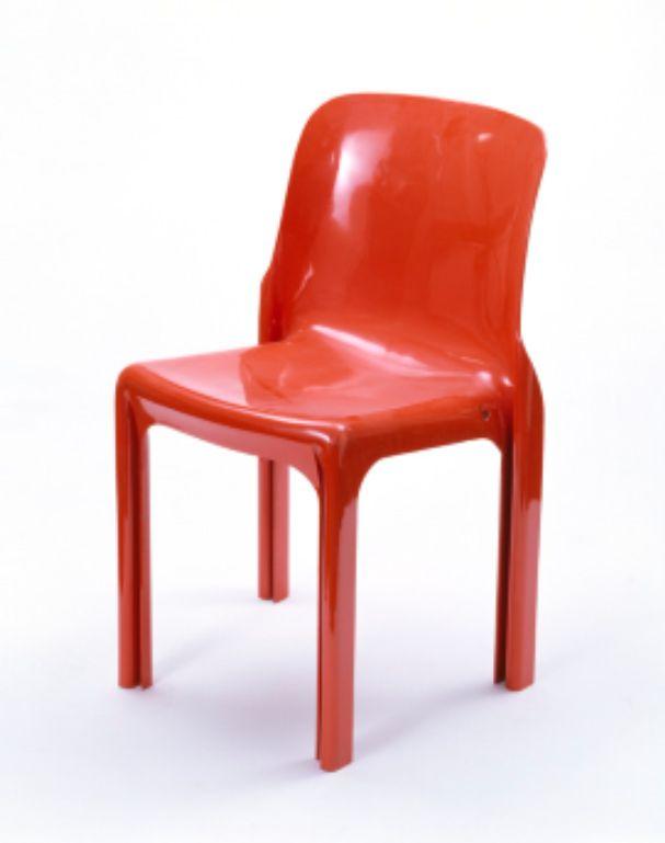 74. Selene Chair VM  Diseñador: Vico Magistreti