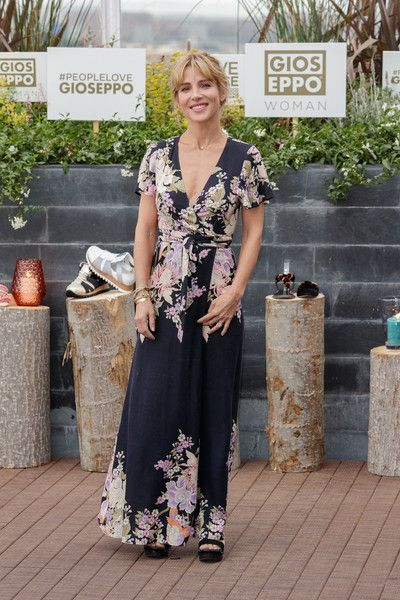 Actress Elsa Pataky attends the Giosepo Woman new collection photocall at Suecia hotel on April 25, 2017 in Madrid, Spain.