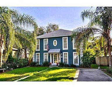 Bayshore Beautiful South Tampa Home For Sale