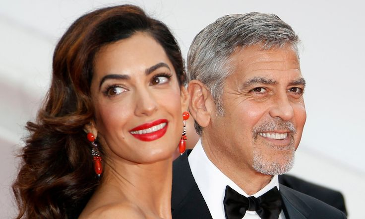 Amal and George Clooney announce birth of twins | World news | The Guardian