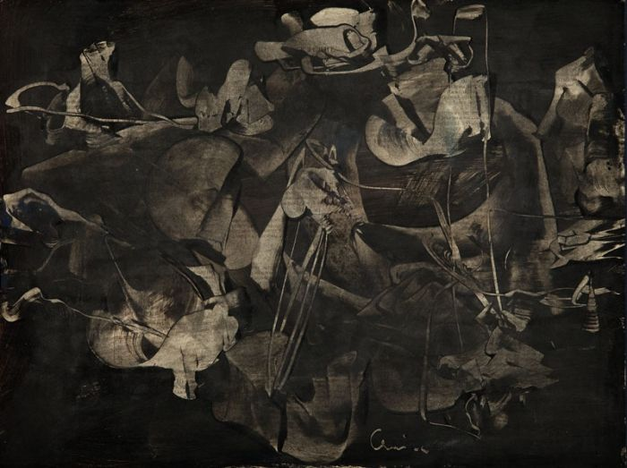 Alfred Lenica - Kompozycja
