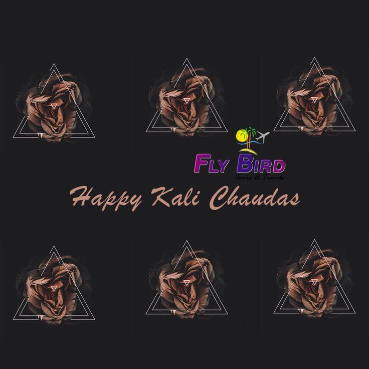 Wishing you all a very Happy Kali Chaudas!  #KaliChaudas #Flybird