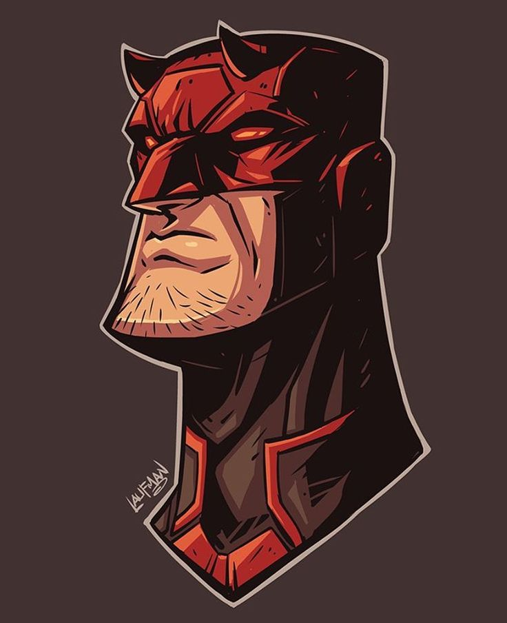 Loving the Daredevil show so much!Keeping up with head sketches, I wanted to throw him some love. If you dig my art check out my store at dereklaufman.com (link in my profile) When you buy something, like, share and comment it helps support and...