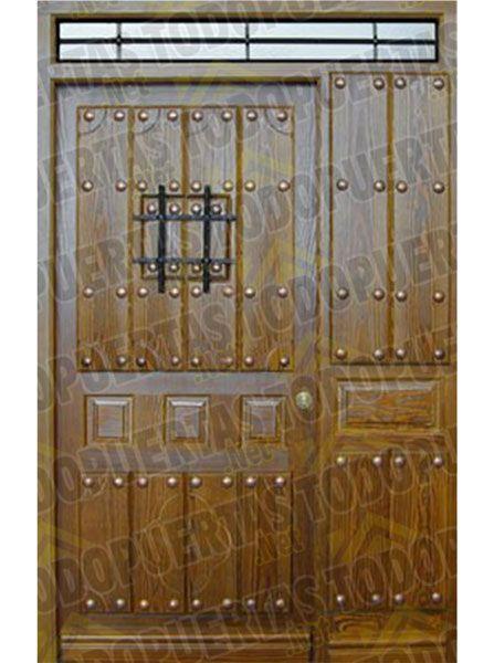 http://todopuertas.net/puertas-de-entrada/puertas-de-calle-rusticas.php