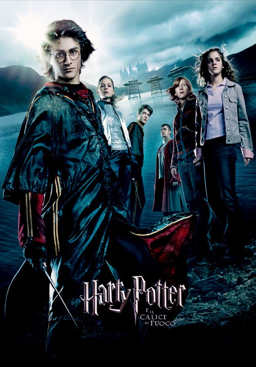 Harry Potter e il calice di fuoco - Harry Potter and the Goblet of Fire  2005