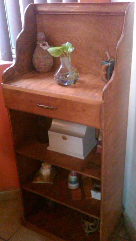 Mueble de madera multiusos cocina sala recamara ba o for Mueble de sala en madera