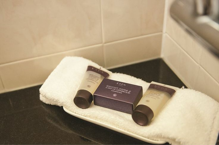 We have ESPA products in all of our guest rooms at The Cottons Hotel & Spa