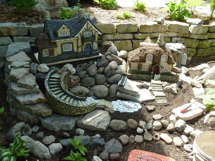 Diy Fairy Garden Ideas 13 best best fairy gardens & best fairy homes images on pinterest