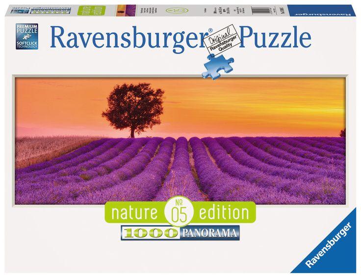 Campi di lavanda   Puzzle da Adulti   Puzzle   Prodotti   IT   ravensburger.com