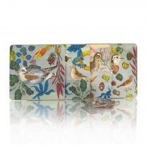 Birds in Dunes Collection Coasters