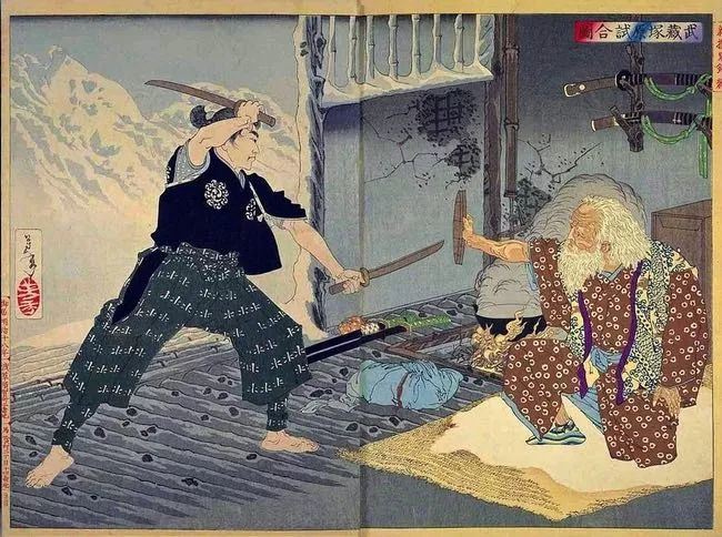 Miyamoto Musashi Was An Invinc... is listed (or ranked) 1 on the list 10 Unbelievably Badass Stories Of Real Samurai From Ancient Japan