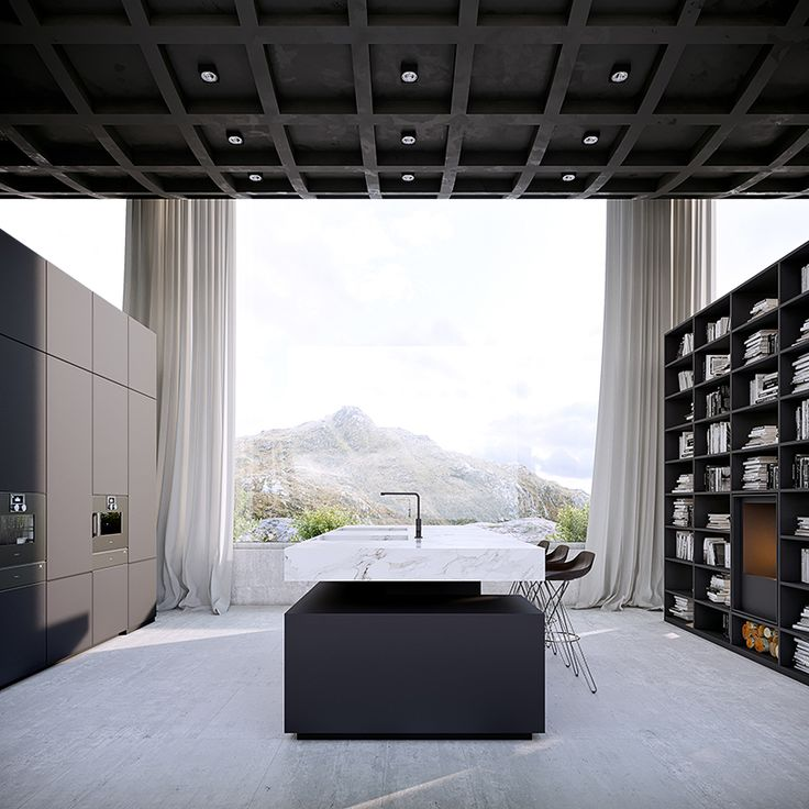 vladimir konovalov infinity house norway designboom
