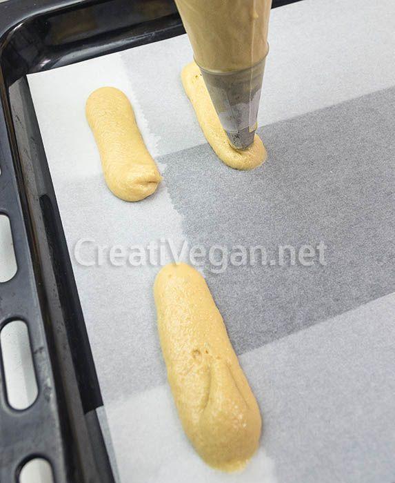 Petits gâteaux végétaliens soletilla: préparation