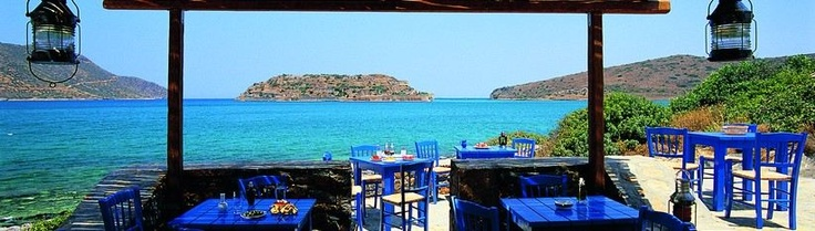 Blue Door Tavern @ Blue Palace #Creta