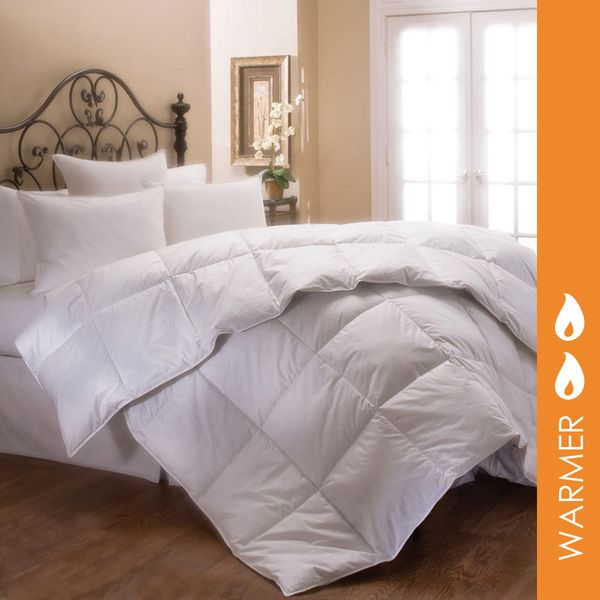 stearns u0026 foster estate luxury down comforter sale