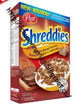 Coupons et Circulaires: 1$ sur les céréales SHREDDIES
