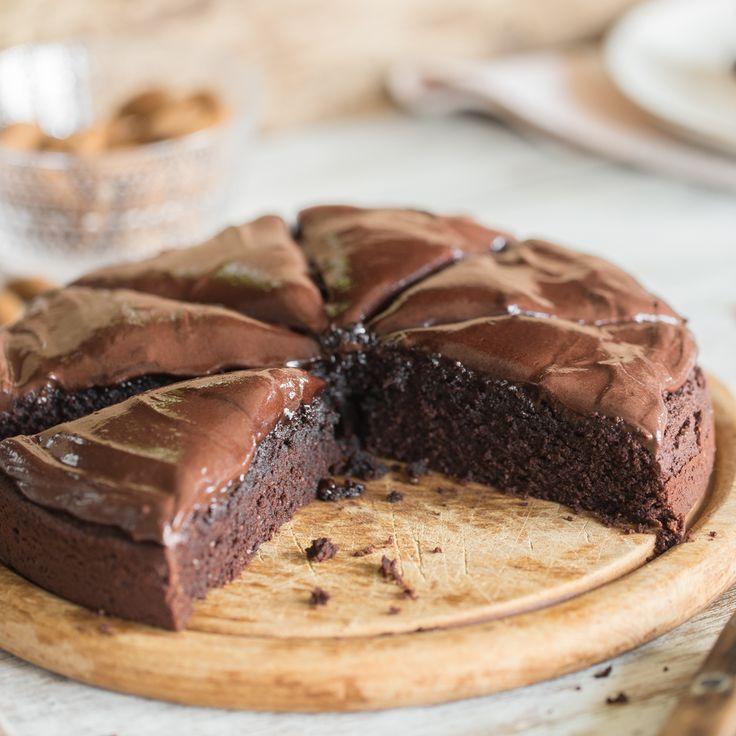 Schokokuchen muss so richtig nach Schokolade schmecken - nach Kakao um genau zu sein. Wenn er dann auch noch clean ist - perfekt!