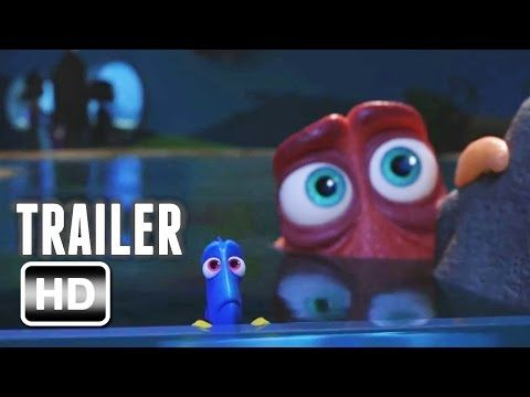 Finding Dory Official Trailer (2016 HD) - YouTube