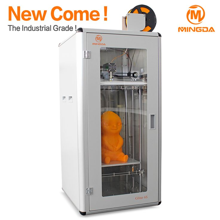 Made in China 3d printer/large build size 300*300*600mm 3 d printers/single exturder high precision printing machine