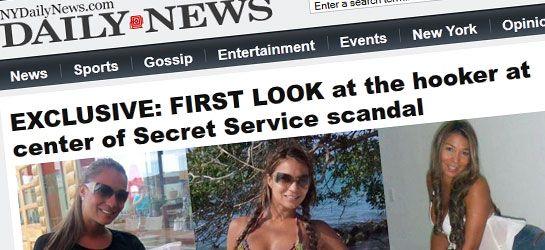 video secret service scandal woman speaks