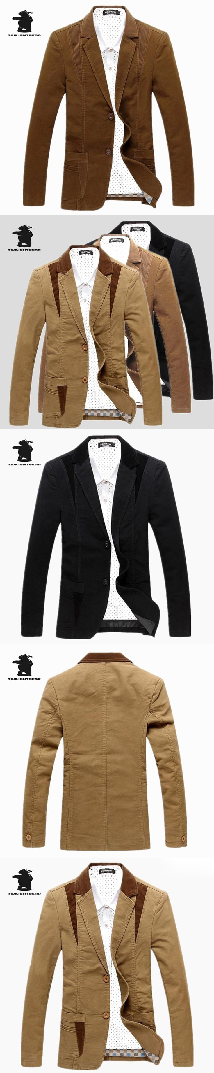 High Qualtiy Brand Mens Casual Blazer Designer Fashion Plus Size Blazer Masculino Casual Coat Men Pull Homme M~6XL D33E8012