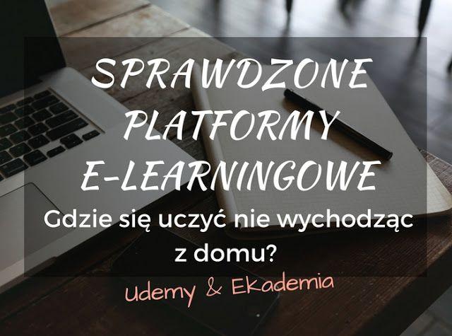 Polecane sprawdzone platformy e-learningowe
