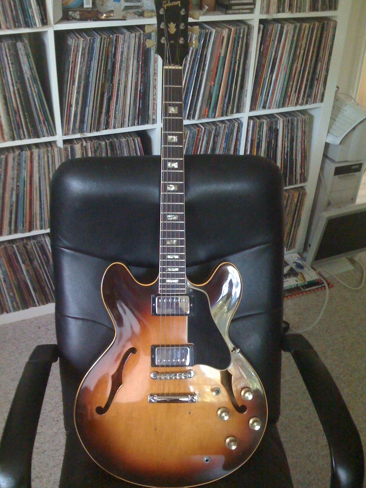 1965 gibson es-335 my guitar